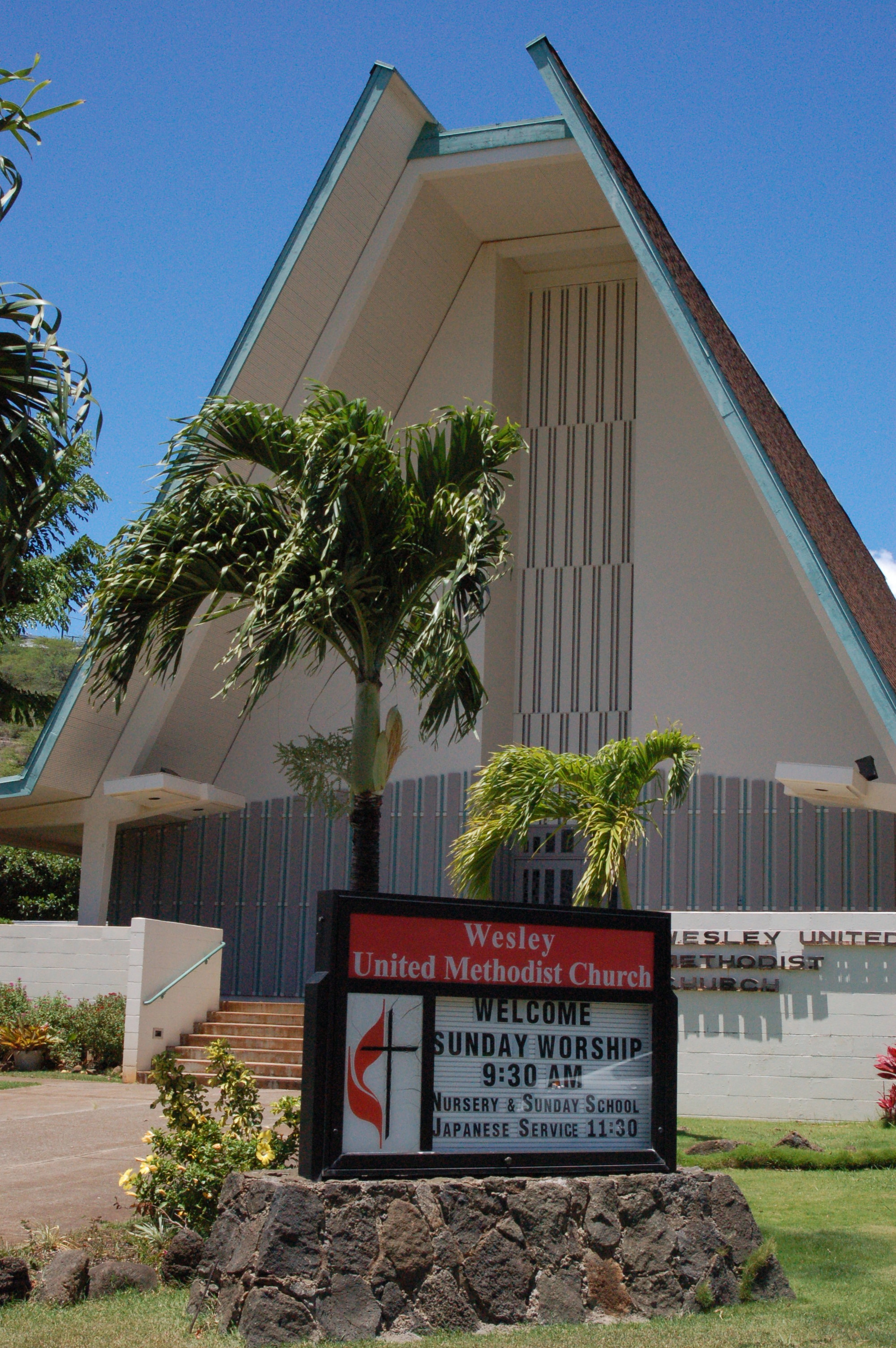 Wesely UMC Hawaii