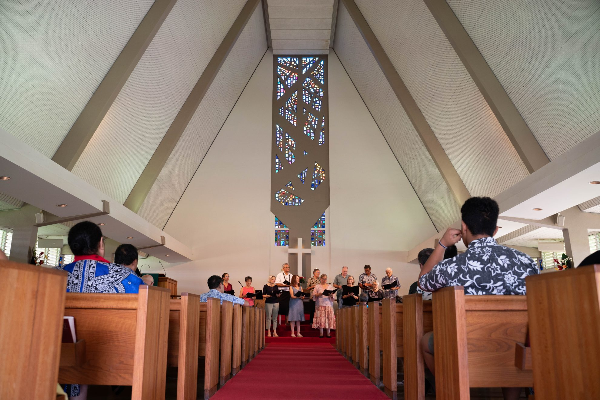 Wesley UMC Hawaii