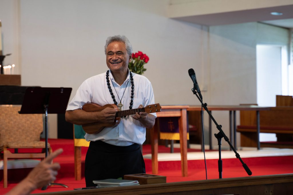 Pastor Piula Ala'ilima